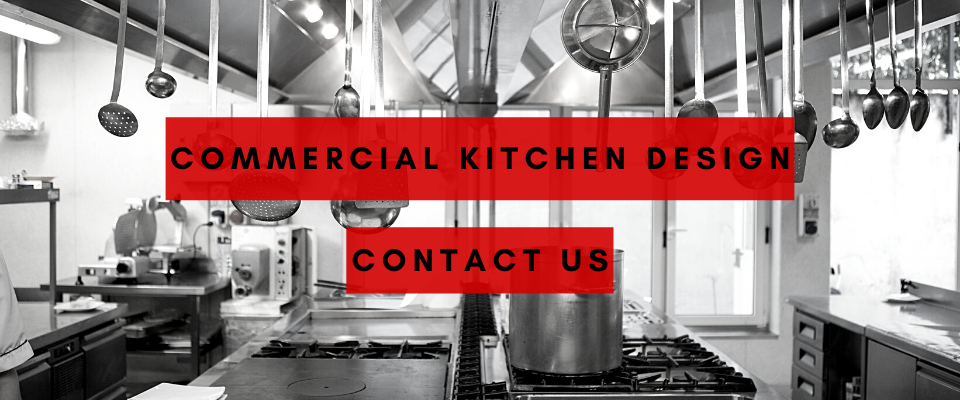Commercial Kitchen Design in East Anglia