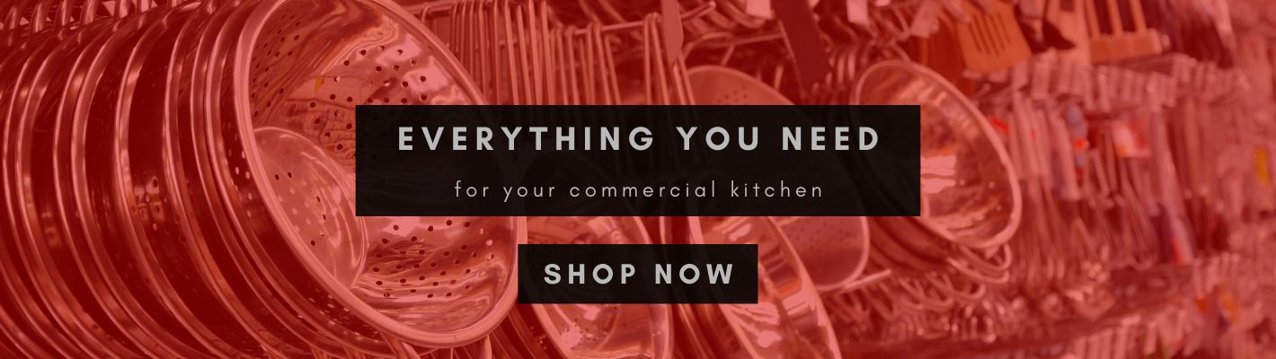 Commercial kitchen equipment supplies