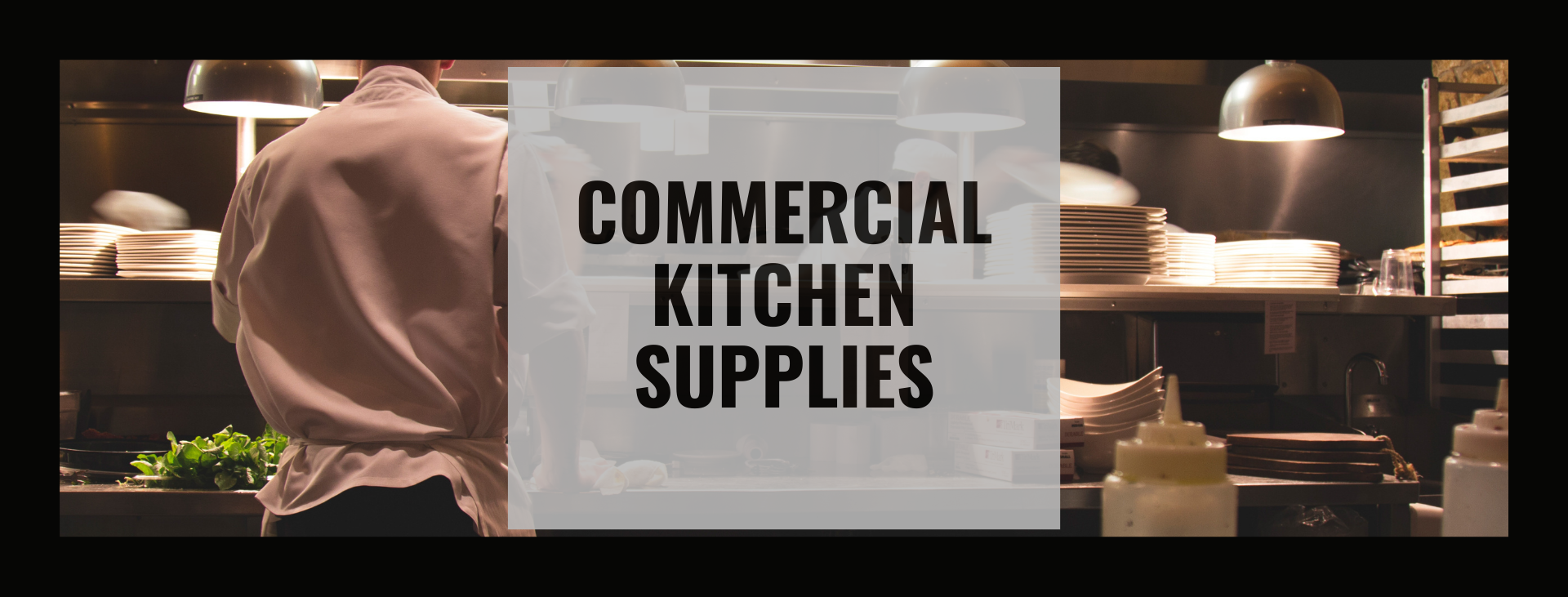 Online Superstore for Commercial Kitchens